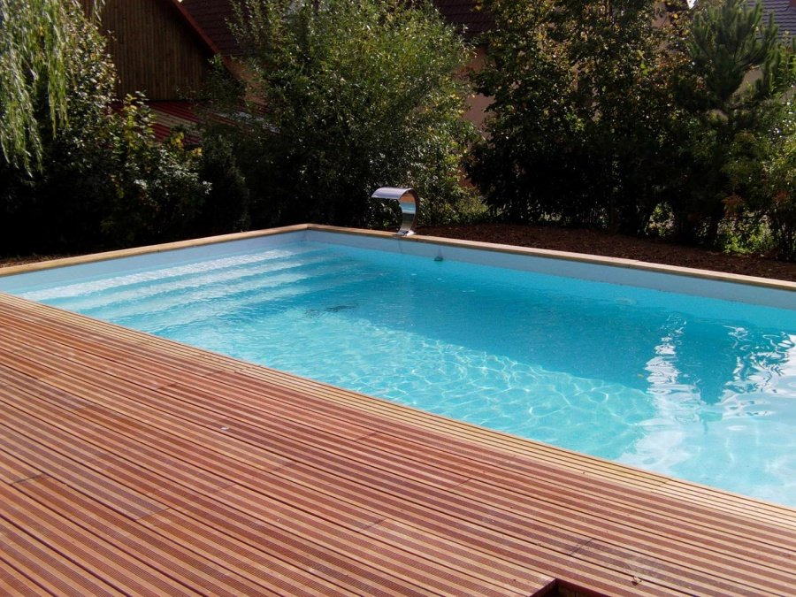 Piscine Bois Rectangle 2