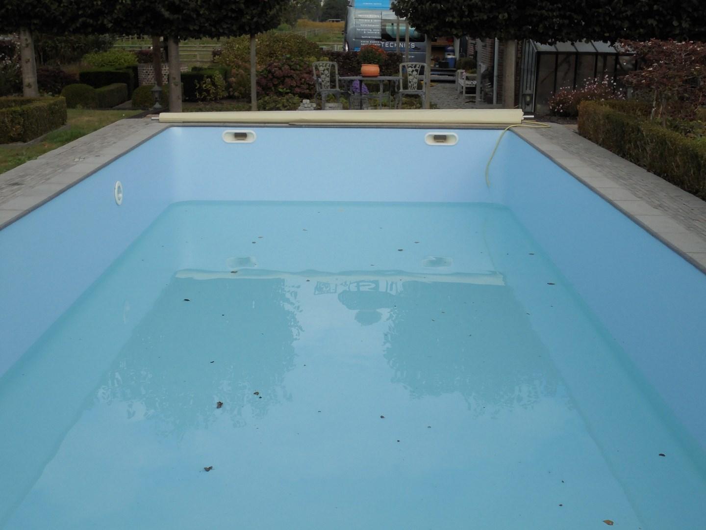 Renovatie zwembaden liner osmosebehandeling filtratie en